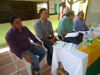 Audiencia pública municipios de Tenerife y Chibolo