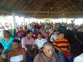 Audiencias de rendición de cuentas, municipios de Zapayán, Cerro de San Antonio y Piñón