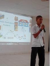 Socialización contralores escolares municipios del Magdalena