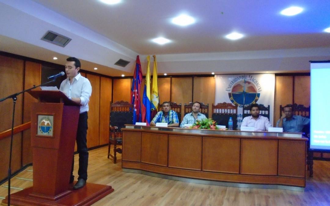 Contraloría General del Departamento del Magdalena preside capacitación de plataforma SIA Observa