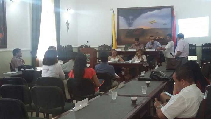 Asamblea Departamental respalda a la Contraloría del Magdalena
