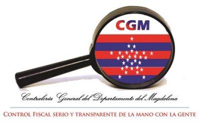Martes 13 de febrero de 2018: Declarado Día No Laborable en la Contraloría General del Magdalena