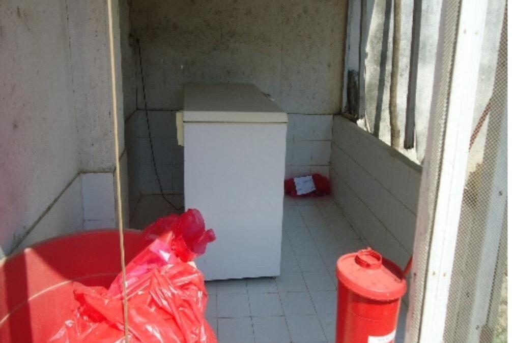 Solo 11 hospitales en el Magdalena pasaron examen ambiental de la Contraloría