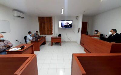 Se reanudan audiencias presenciales de procesos verbales