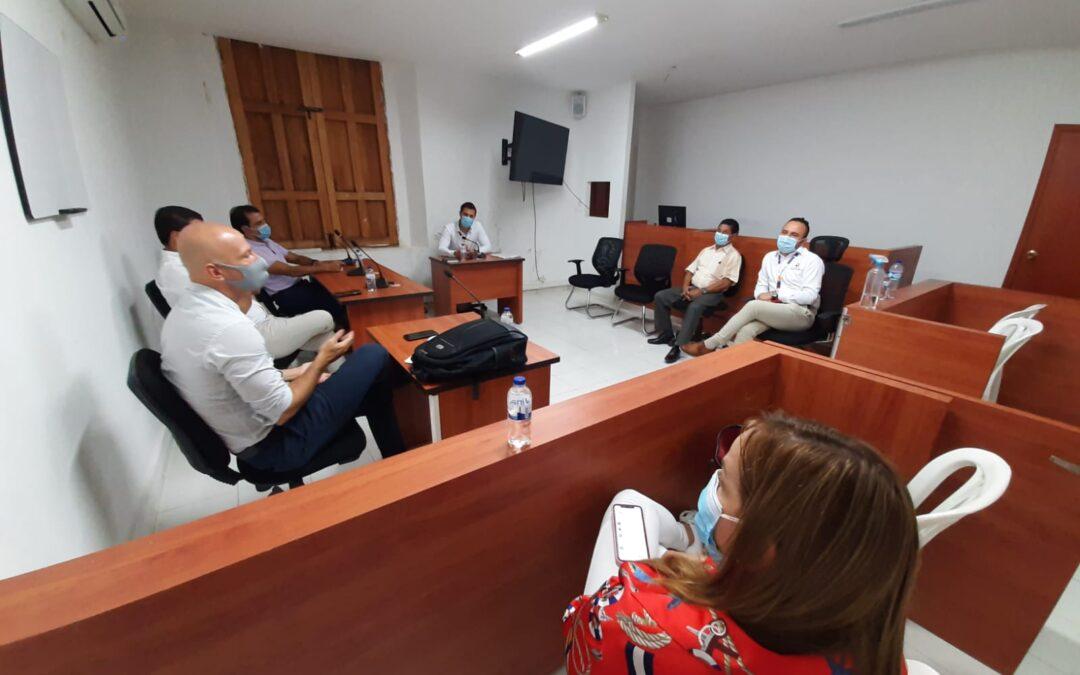 Contraloría general de la República y del Magdalena adelantan acción conjunta especial fiscalización al Departamento